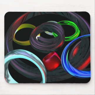 RINGS MOUSE PADS