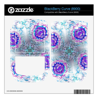 Rings of Fire and Ice BlackBerry Decals