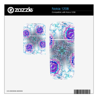 Rings of Fire and Ice Decal For Nokia 1208