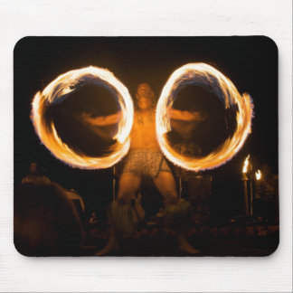 Rings of Fire Mouse Pad