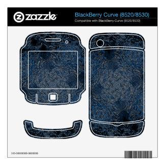 Rings of Ice BlackBerry Skins