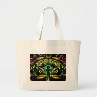 Rings of Illumination Tote Bag