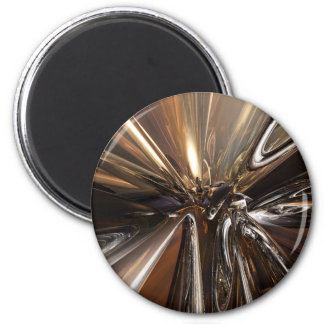 Rings of Perspective 2 Inch Round Magnet