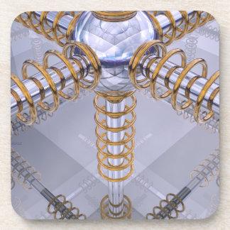Rings of Power Beverage Coaster
