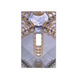 Rings of Power Light Switch Plate