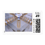 Rings of Power Postage Stamp