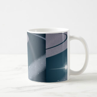 rings of saturn coffee mug