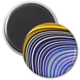 Rings of Saturn Magnet