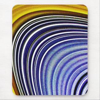 Rings of Saturn Mousepad