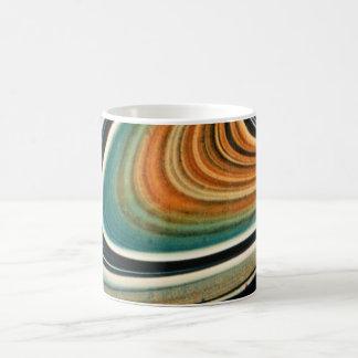 rings of saturn mug