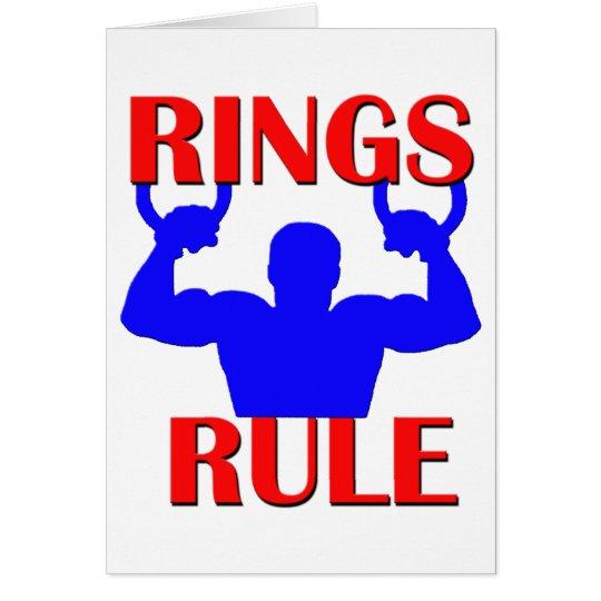 Rings Rule Card