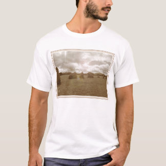 Ringstone Round (light Apparel) T-Shirt