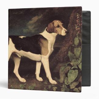 Ringwood, a Brocklesby Foxhound, 1792 Binders