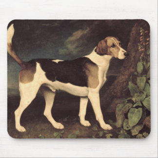 Ringwood, a Brocklesby Foxhound, 1792 Mouse Pad
