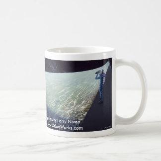 RingWorld: Over the Edge, RingWorld: Over the E... Classic White Coffee Mug