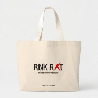 RINK RAT TOTE BAGS