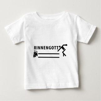 Rinnengott Kegeln icon T Shirts