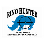 RINO Hunter Post Card