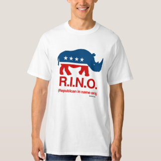 RINO - Republican in name only T-Shirt