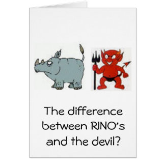 RINO Republicans Cards