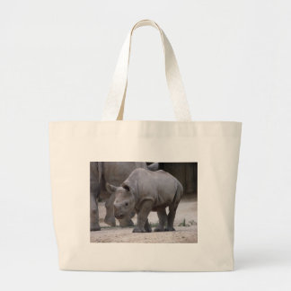 Rinoceronte Bolsa Tela Grande