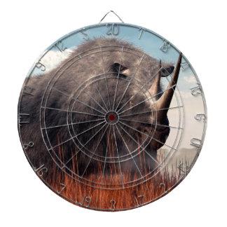 Rinoceronte de la edad de hielo tabla dardos