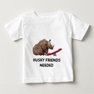 Rinoceronte de la oscilación playera de bebé