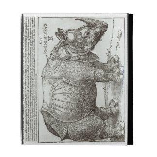 Rinoceronte, impresión dada a Maximiliano I (1459-