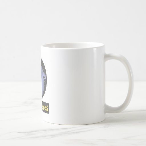 rinoceronte lindo taza de café