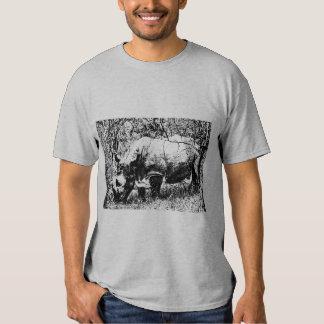 rinoceronte playera