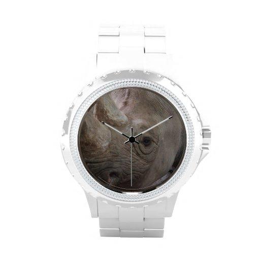 Rinoceronte Relojes De Pulsera