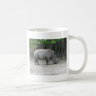 Rinoceronte Taza De Café