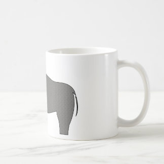 Rinocerontes - rinoceronte taza