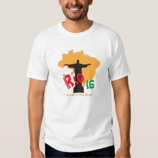 Río '16 el Brasil Camisas
