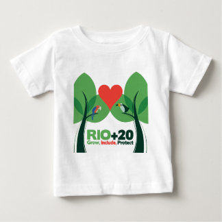 Rio +20 Grown, Include, Protect Baby T-Shirt