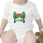 Rio +20 Grown, Include, Protect Tees