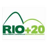 Rio +20 UN Conference Post Cards