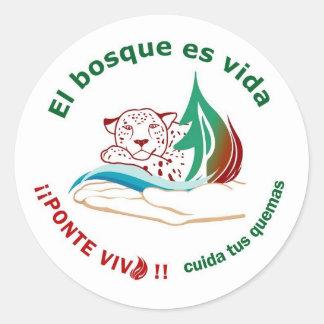 Rio Ameca - Stickers