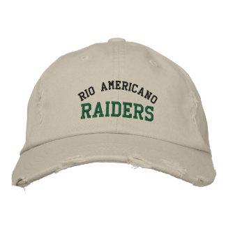 Rio Americano Raiders School Spirit Baseball Cap