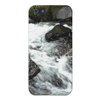 Río áspero iPhone 5 funda