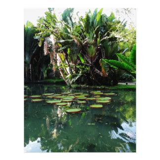 Rio Botanical Garden Letterhead