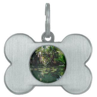 Rio Botanical Garden Pet ID Tag