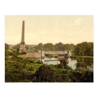 Río Boyne, condado Louth Tarjetas Postales