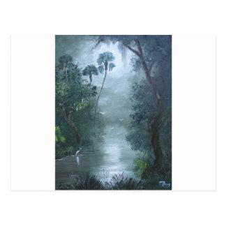 Río brumoso de Loxahatchee Postal