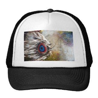 Rio Carnival Rabbit Mask Trucker Hat
