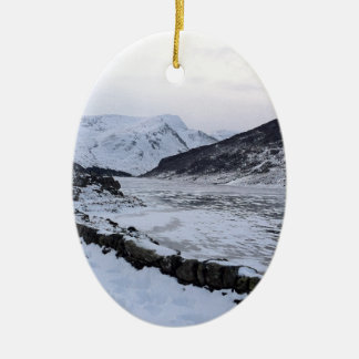 río congelado ornamentos para reyes magos
