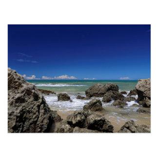 Rio Da Barra Beach | Trancoso, Bahia State, Postcard