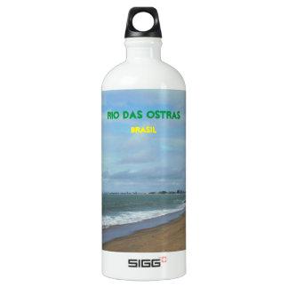 Rio das Ostras, Brasil Water Bottle
