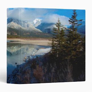 """Río de Athabasca, parque nacional de jaspe, Carpeta 1 1/2"""""""