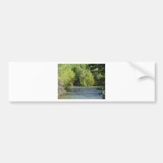 Río de Boise Pegatina Para Auto